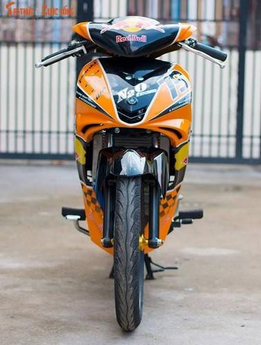 "Yamaha Exciter 135 do ""noi cong khung"" phong cach KTM-Hinh-2"