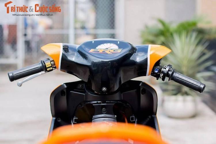 "Yamaha Exciter 135 do ""noi cong khung"" phong cach KTM-Hinh-5"