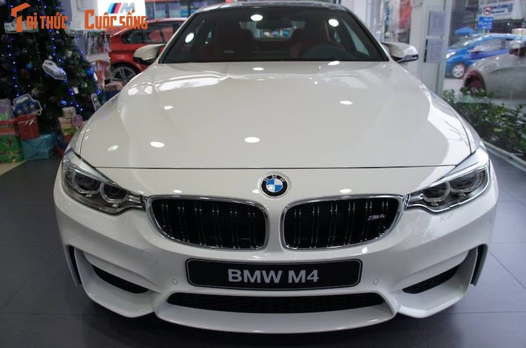 Can canh BMW M4 coupe doc nhat Viet Nam gia 4,1 ty-Hinh-2