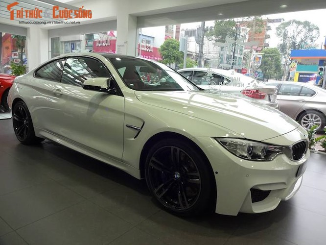 Can canh BMW M4 coupe doc nhat Viet Nam gia 4,1 ty-Hinh-3
