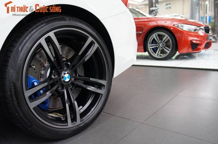 Can canh BMW M4 coupe doc nhat Viet Nam gia 4,1 ty-Hinh-5