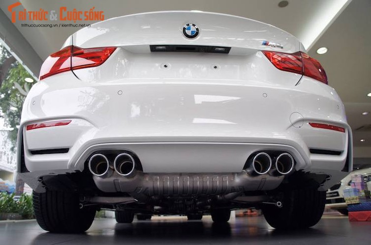 Can canh BMW M4 coupe doc nhat Viet Nam gia 4,1 ty-Hinh-6