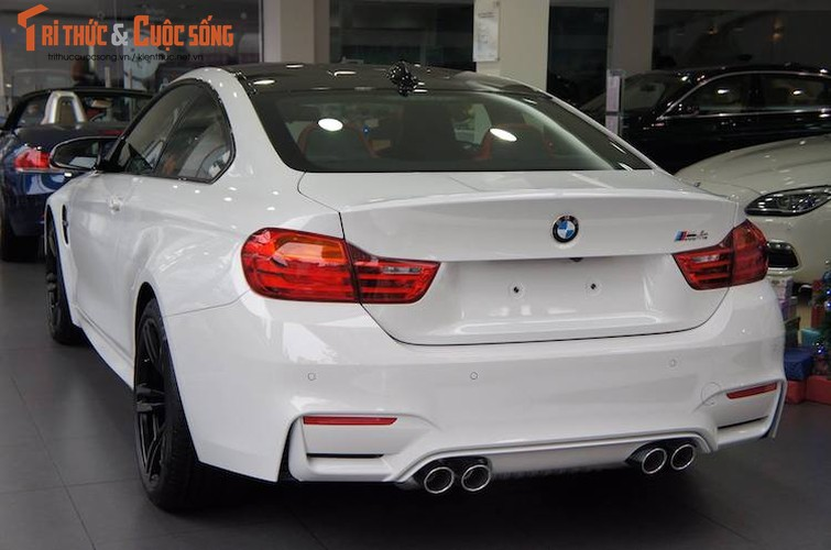 Can canh BMW M4 coupe doc nhat Viet Nam gia 4,1 ty-Hinh-9