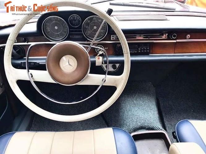 "Xe co Mercedes S-Class 1963 ""thet gia"" 1,1 ty tai VN-Hinh-5"