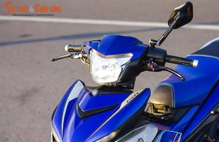 """Dan choi Viet chi 100 trieu do """"zin"""" Yamaha Exciter bien khung-Hinh-4"""