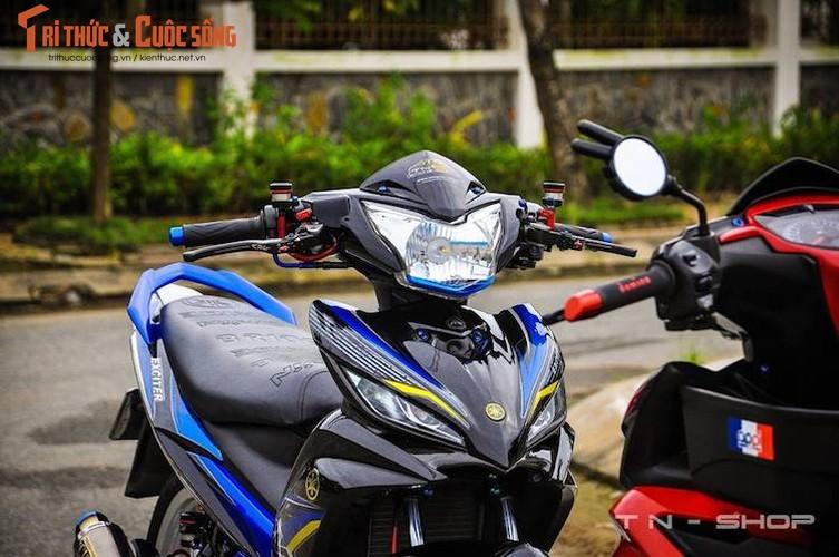 "Yamaha Exciter 135 ""len do choi"" cuc chat tai VN-Hinh-3"
