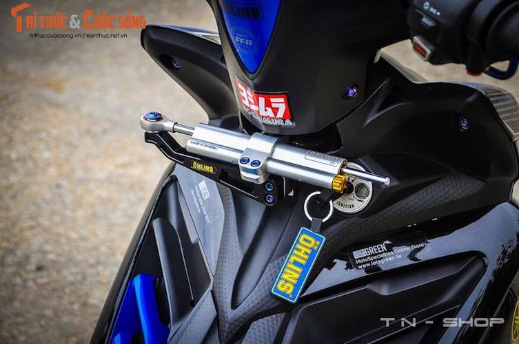 "Yamaha Exciter 135 ""len do choi"" cuc chat tai VN-Hinh-5"