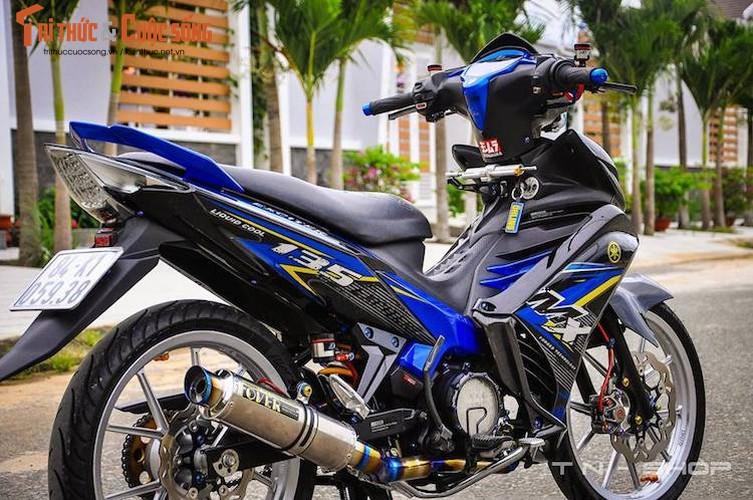 "Yamaha Exciter 135 ""len do choi"" cuc chat tai VN-Hinh-7"