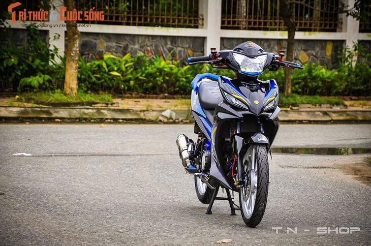 "Yamaha Exciter 135 ""len do choi"" cuc chat tai VN-Hinh-9"