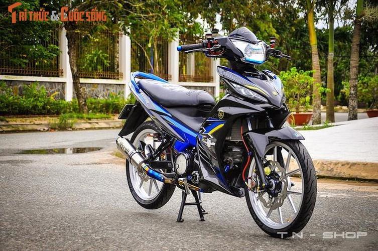"Yamaha Exciter 135 ""len do choi"" cuc chat tai VN"