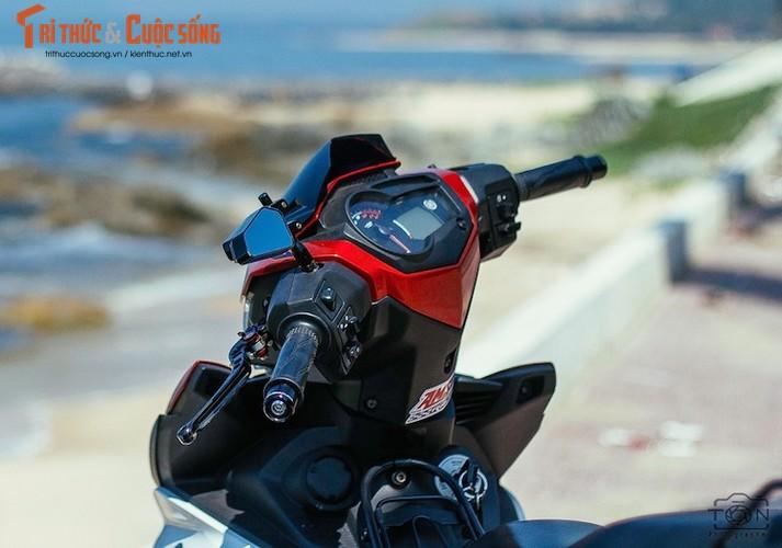 "Yamaha Exciter 150 ""bien khung, do chat"" tai Vung Tau-Hinh-4"