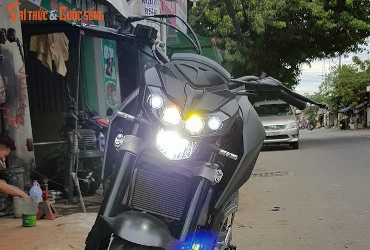 "Tho Viet do ""xe coi"" Yamaha TFX150 phong cach moto PKL-Hinh-3"