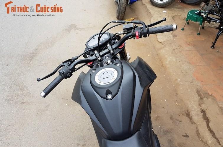 "Tho Viet do ""xe coi"" Yamaha TFX150 phong cach moto PKL-Hinh-5"