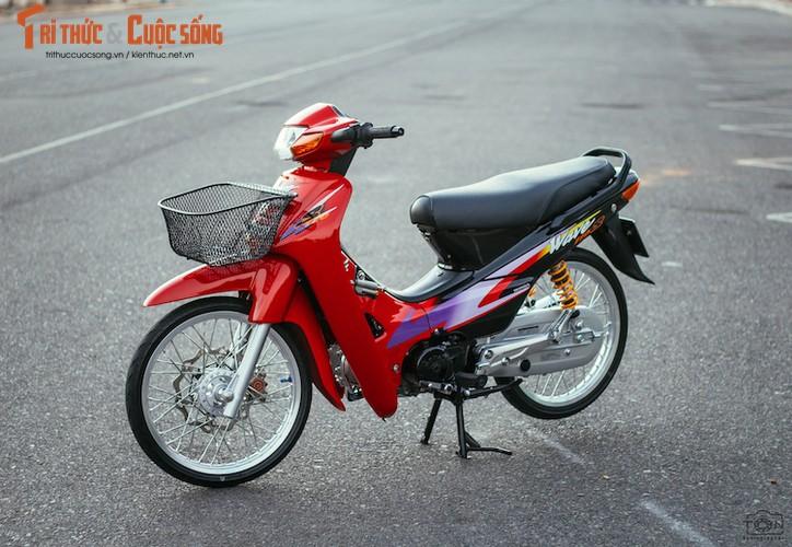 """Honda Wave 110 """"giat moi, do kieng"""" doc dao tai VN"""