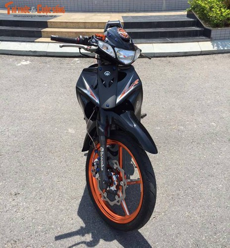"""Dan choi Viet chi hang chuc trieu do """"xe no"""" Yamaha 125ZR-Hinh-2"""