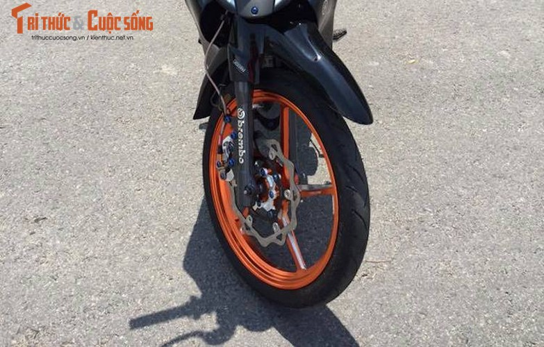 """Dan choi Viet chi hang chuc trieu do """"xe no"""" Yamaha 125ZR-Hinh-6"""