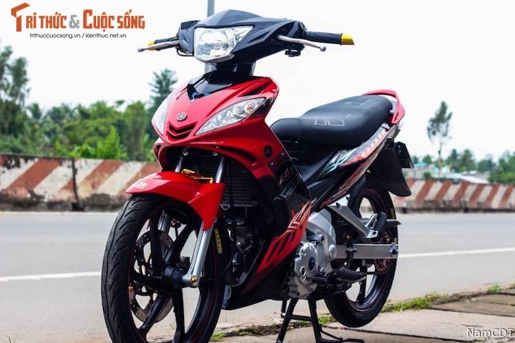 """Yamaha Exciter 135 do """"noi cong khung"""" tai Viet Nam"""