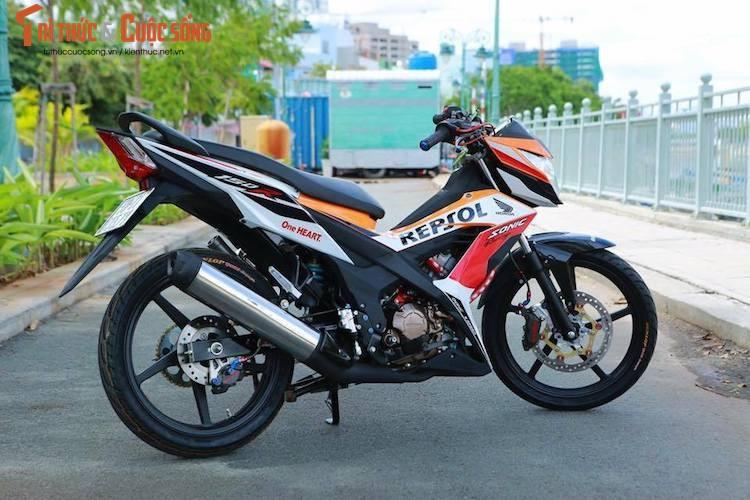 Xe may Honda Sonic 150R gia 90 trieu do doc tai VN-Hinh-7