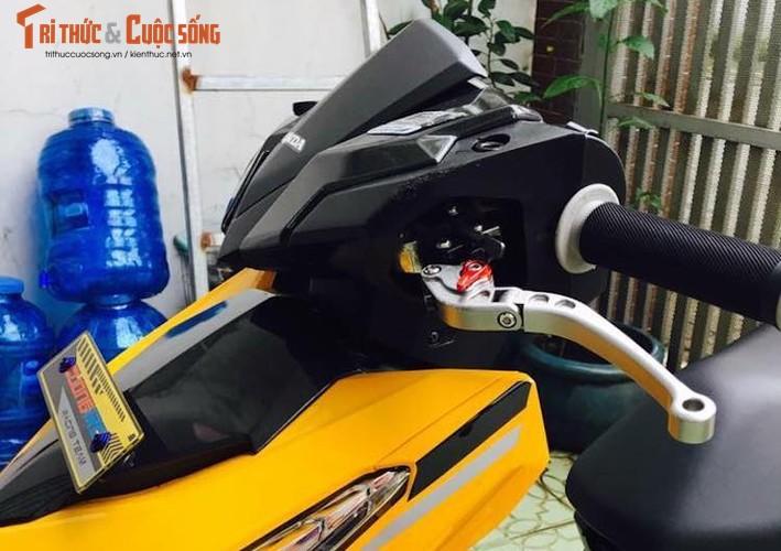 "Honda Click 125i do kieng ""chuan bai"" tai Viet Nam-Hinh-2"