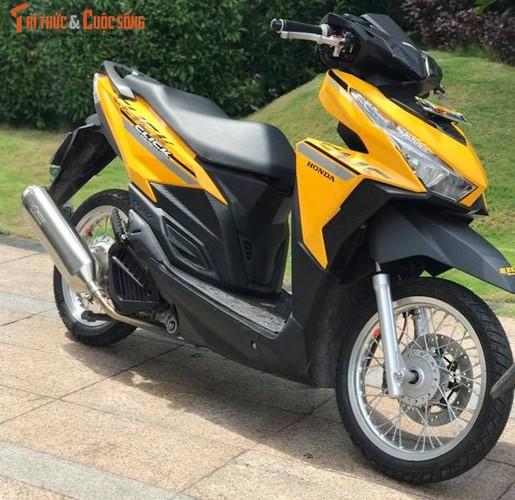 "Honda Click 125i do kieng ""chuan bai"" tai Viet Nam-Hinh-6"