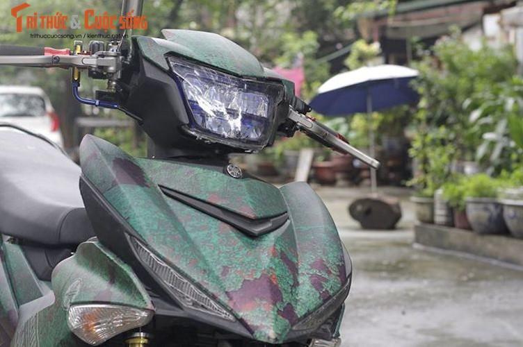 """Xe may Yamaha Exciter do """"khung"""" cua dan choi Ha Noi-Hinh-2"""