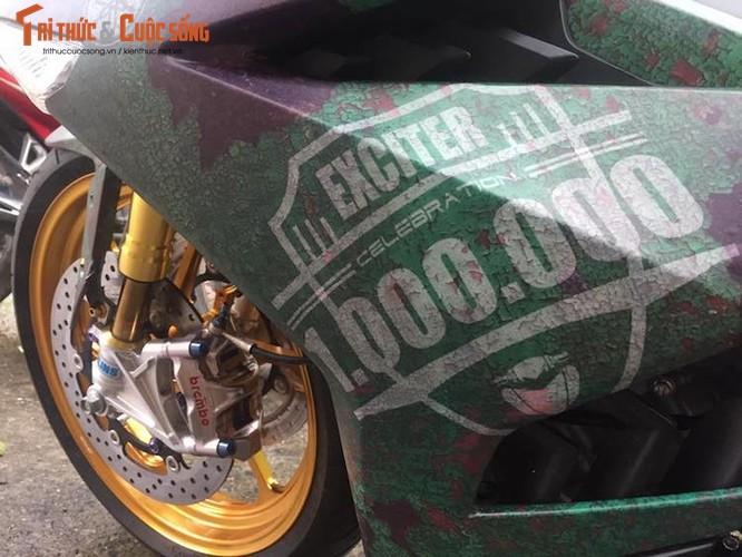 """Xe may Yamaha Exciter do """"khung"""" cua dan choi Ha Noi-Hinh-3"""