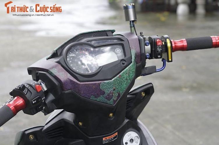 """Xe may Yamaha Exciter do """"khung"""" cua dan choi Ha Noi-Hinh-5"""