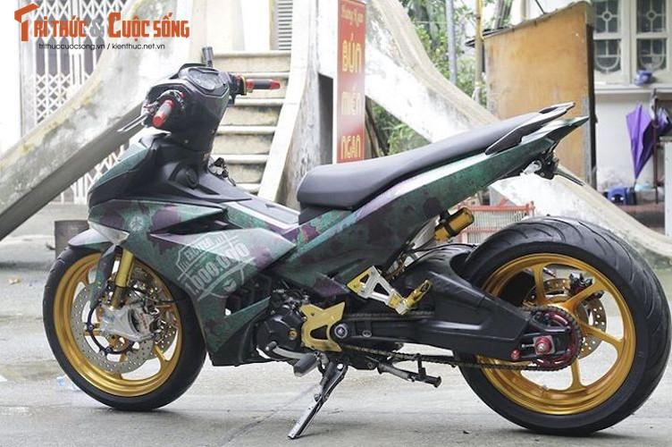 """Xe may Yamaha Exciter do """"khung"""" cua dan choi Ha Noi-Hinh-6"""