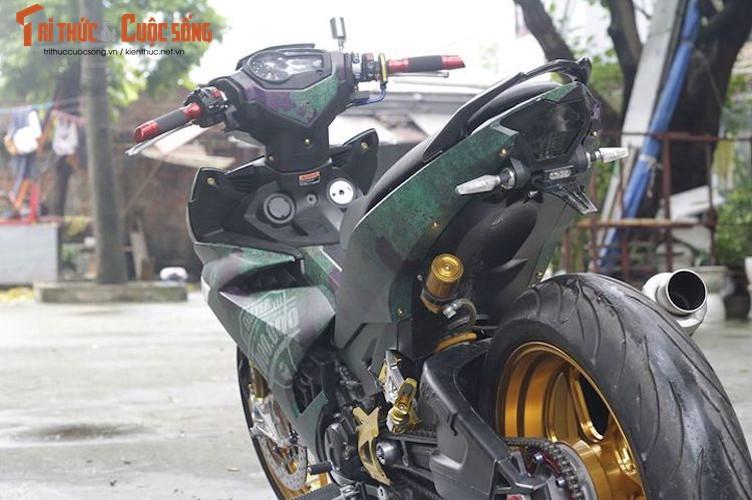 """Xe may Yamaha Exciter do """"khung"""" cua dan choi Ha Noi-Hinh-9"""