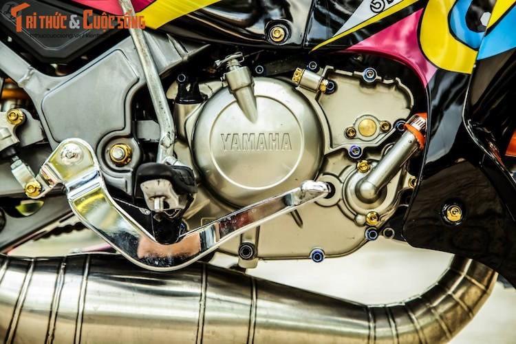 """""""Ca map"""" Yamaha Z125 do xe dau, son airbrush tai VN-Hinh-6"""