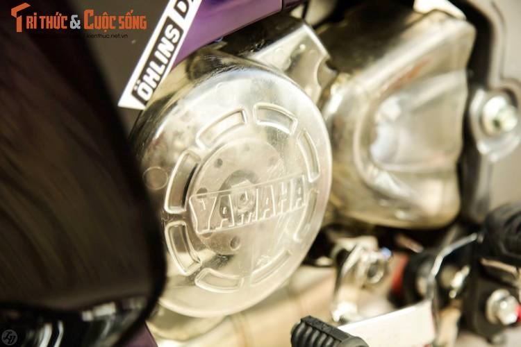 """""""Ca map"""" Yamaha Z125 do xe dau, son airbrush tai VN-Hinh-7"""