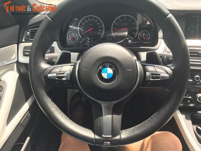 Sieu sedan BMW M5 doc nhat Viet Nam gia 7 ty dong-Hinh-3