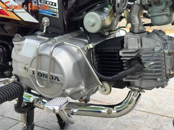 "Xe may Honda Dream II bien ""khung"" gia 200 trieu tai Ha Noi-Hinh-6"