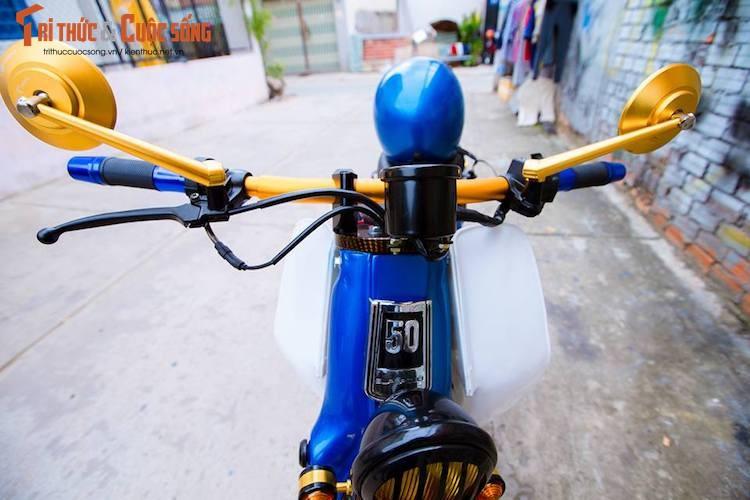 "Honda Cub do ""sieu doc"" chi 35 trieu tai Sai Gon-Hinh-4"