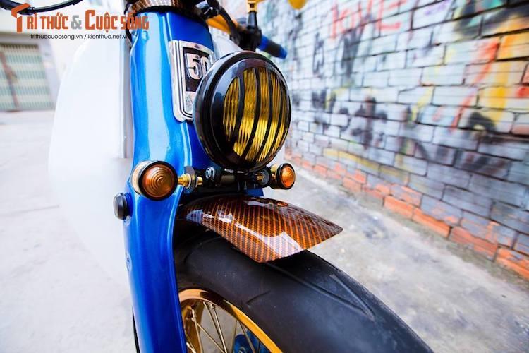 "Honda Cub do ""sieu doc"" chi 35 trieu tai Sai Gon-Hinh-5"