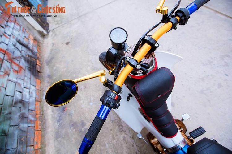 "Honda Cub do ""sieu doc"" chi 35 trieu tai Sai Gon-Hinh-6"