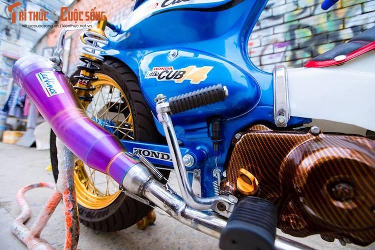"Honda Cub do ""sieu doc"" chi 35 trieu tai Sai Gon-Hinh-7"