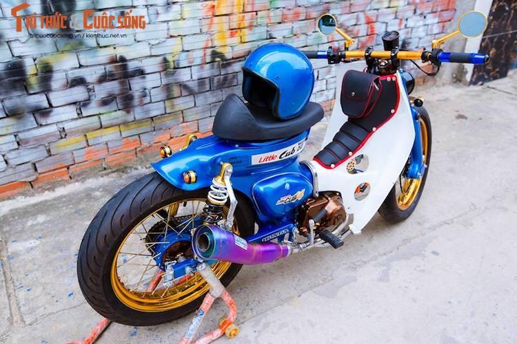 "Honda Cub do ""sieu doc"" chi 35 trieu tai Sai Gon-Hinh-9"