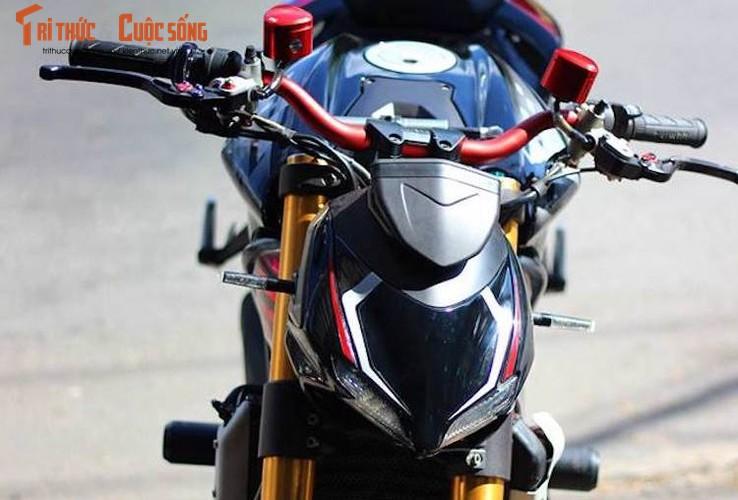 """Dan choi Viet do kieng moto Ducati Streetfighter """"sieu chat""""-Hinh-3"""