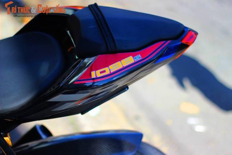 """Dan choi Viet do kieng moto Ducati Streetfighter """"sieu chat""""-Hinh-6"""