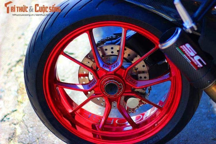 """Dan choi Viet do kieng moto Ducati Streetfighter """"sieu chat""""-Hinh-7"""