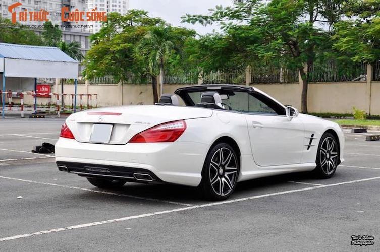 Mui tran Mercedes S400 2Look Edition gia 4,65 ty tai VN-Hinh-12