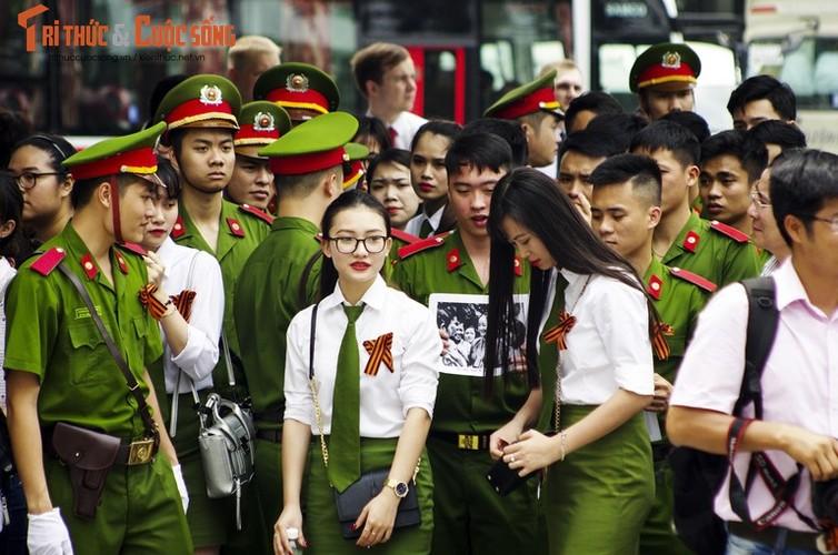 """Can canh le dieu hanh """"Trung doan Bat tu"""" tai Ha Noi-Hinh-10"""