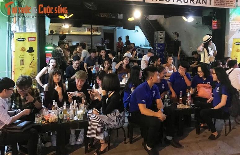 Anh: Hoanh trang le khai truong pho di bo Bui Vien-Hinh-6