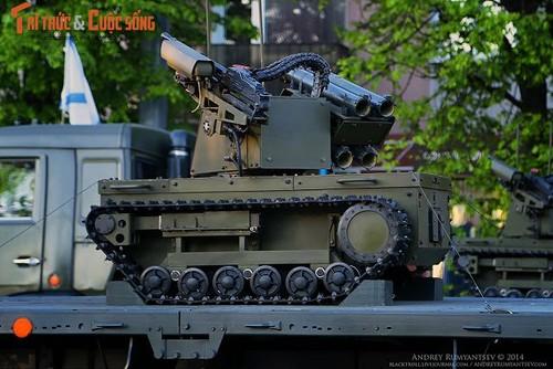 Giai mat viec Nga su dung robot chien dau o Syria-Hinh-2