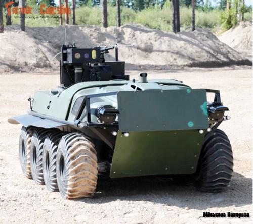 Giai mat viec Nga su dung robot chien dau o Syria-Hinh-3