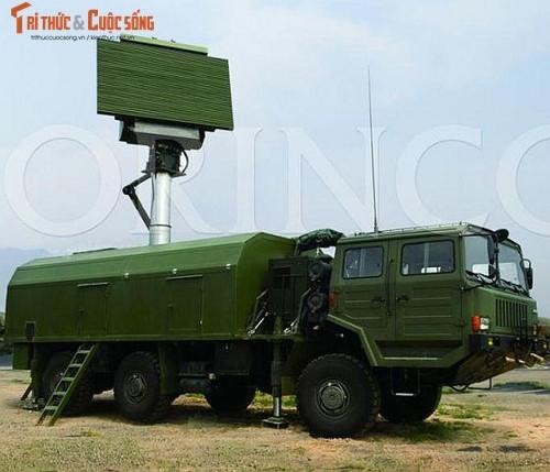 To tuong ten lua HQ-16 Trung Quoc ban duoc ca bom-Hinh-3