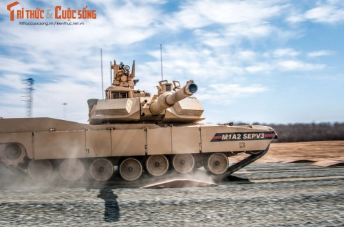 Lieu sieu tang M1A2 SEP V3 My co ha guc duoc T-14 Armata?-Hinh-2