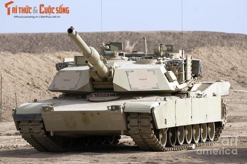 Lieu sieu tang M1A2 SEP V3 My co ha guc duoc T-14 Armata?