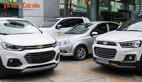 "Oto ban chay tai Viet Nam la xe ""e"" nhat cua Chevrolet-Hinh-2"
